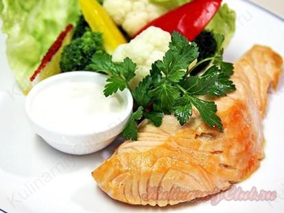 как готовить рыбу на пару в мультиварке
