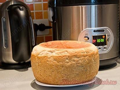 как печь хлеб в мультиварке