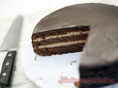 рецепт торта Прага в мультиварке