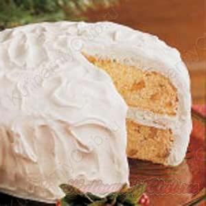 Ореховый торт с кленовым сиропом