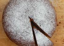 Бананово-ореховый пирог (кекс) в мультиварке.