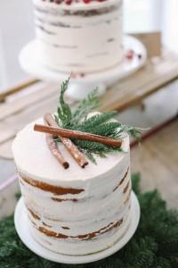 wedding nacked cake свадебный открытый торт