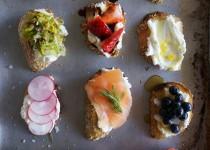 Бутерброды с сыром Рикотта 10 простых и быстрых рецептов.