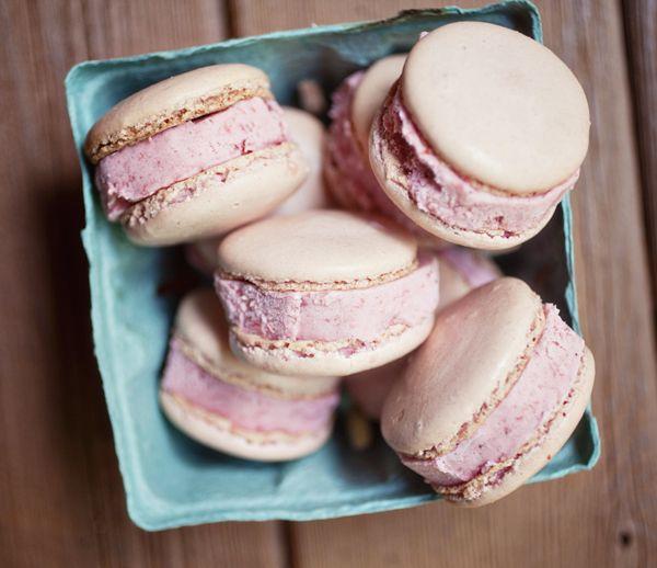 macaron ice cream sandwich recipe