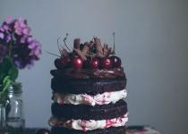 Nacked cake. Голый или открытый торт -новый тренд.