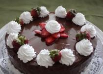 Торт «Птичье молоко»