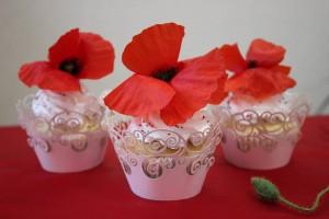 маковые бисквитные кексы