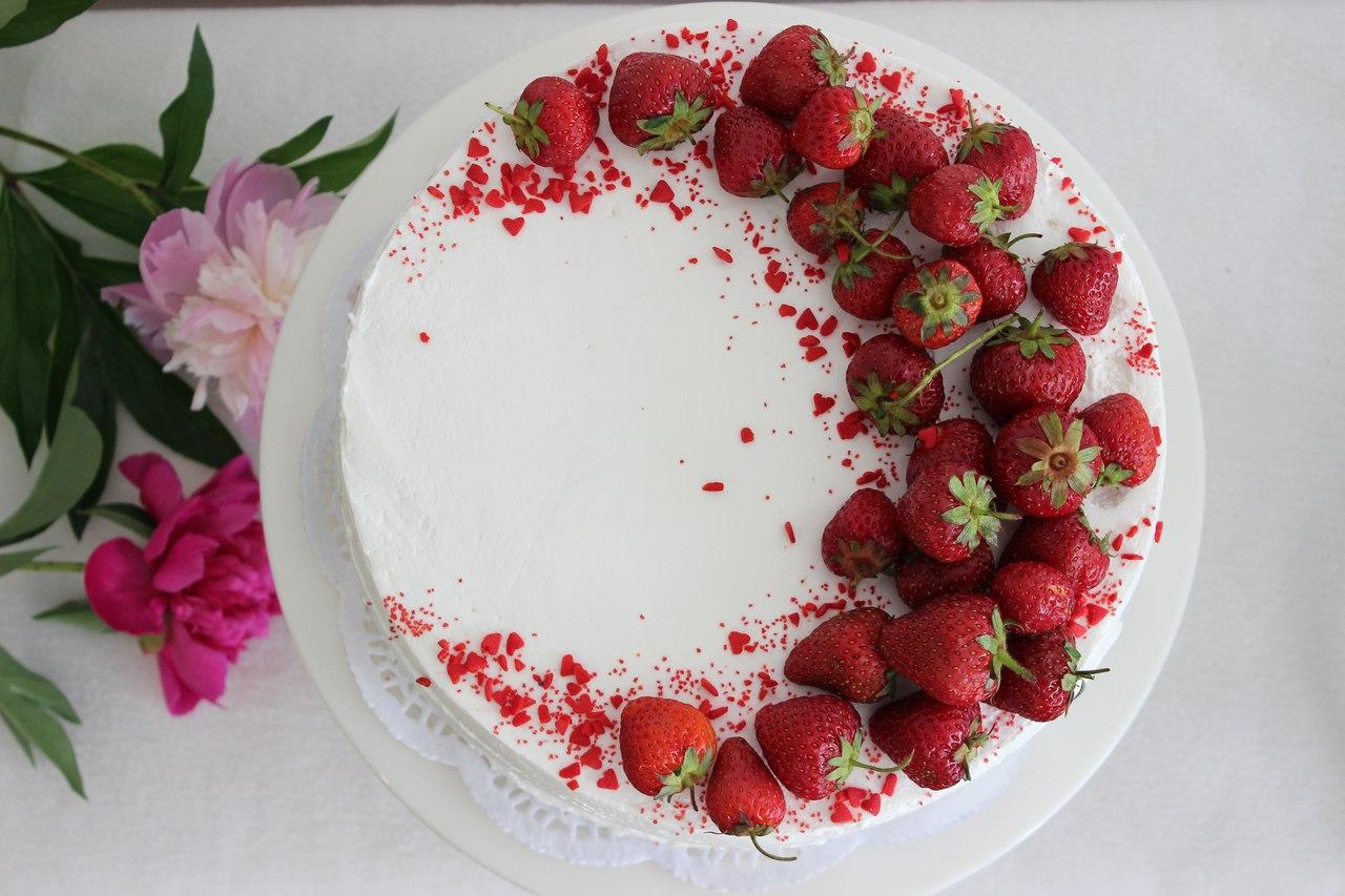 торт с маскарпоне и вишней пошаговый рецепт с фото