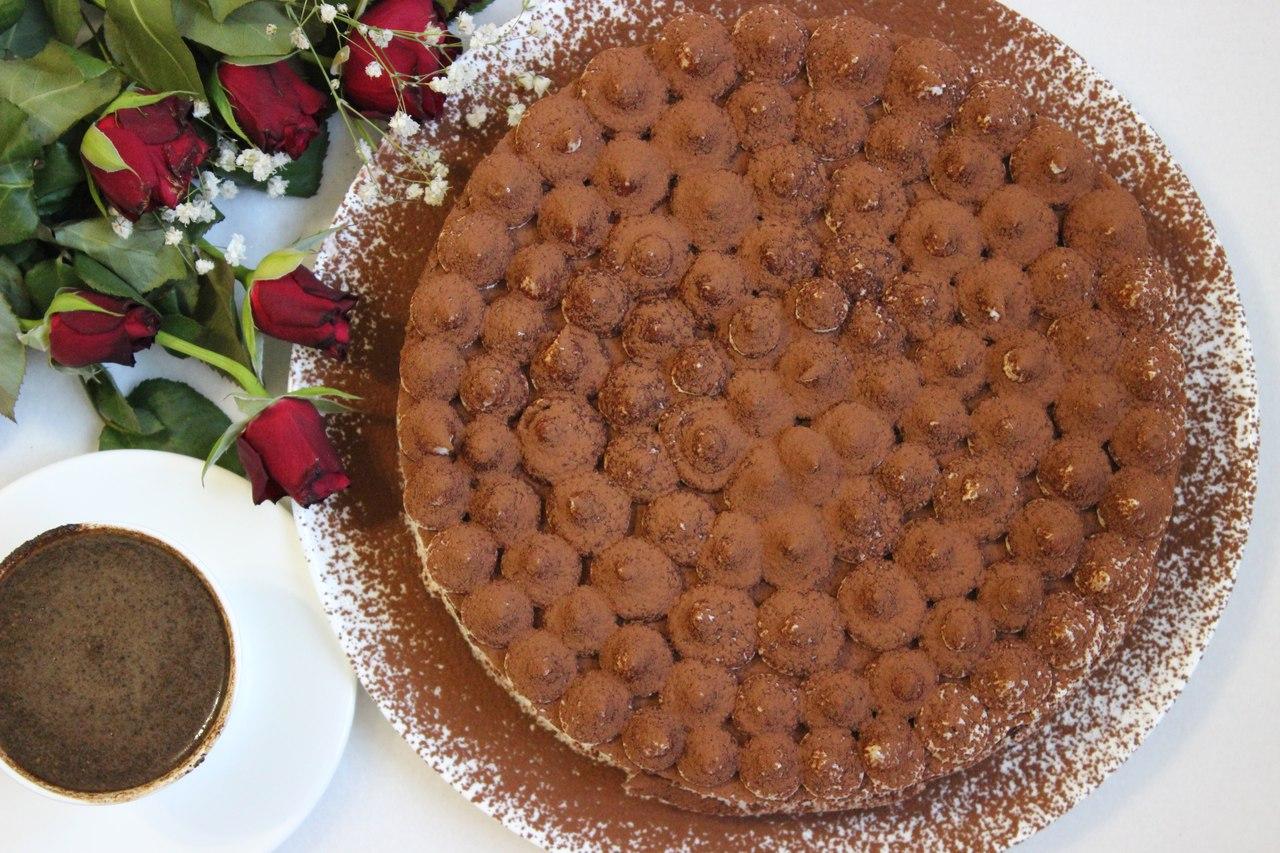 Рецепт торта тирамису с маскарпоне без яиц рецепт