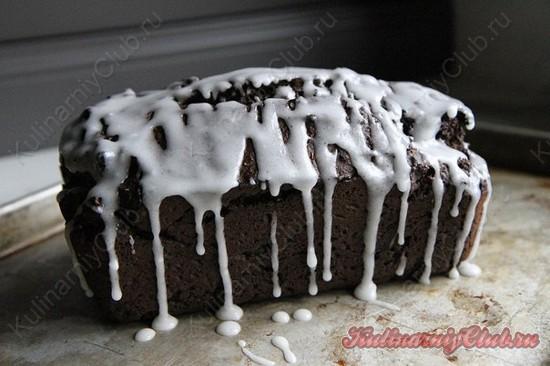 Шоколадный Кокосовый Хлеб с Тыквой фото