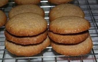 Коричное печенье