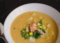 Тайский крабовый суп