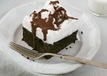 Торт-безе кофейный