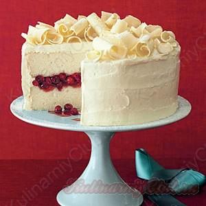 Торт  с ягодами, фото